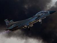 Истребитель ВВС ЦАХАЛа