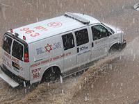 Первые дожди зимнего сезона 2019-2020 в Израиле: сведения о последствиях