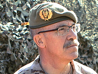 Испанский генерал Фернандо Мартинес