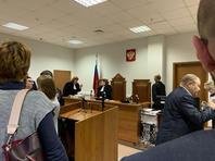 Наама Иссахар выступила с последним словом, судьи ушли на совещание