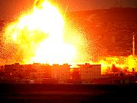 SOHR: в результате удара ЦАХАЛа по цели к югу от Дамаска убиты трое иностранцев, вероятно иранцев