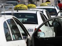 Таксисты объявили на следующей неделе общую забастовку