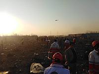 """Иран опубликовал данные расследования катастрофы украинского """"Боинга"""": """"Самолет загорелся в воздухе"""""""