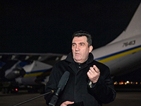 Секретарь СНБО Украины: 4 версии авиакатастрофы в Иране – поражение ЗРК, столкновение с летающим объектом, технические причины, теракт