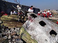 Reuters: основной версией причин катастрофы украинского лайнера в Иране является техническая неисправность
