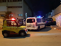 В Петах-Тикве найден мертвый мужчина, подозрение на убийство