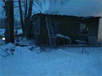 Сгорело общежитие, где проживали узбеки-нелегалы: множество жертв