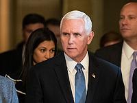 Вице-президент США прибыл в Израиля для участия в форуме по Холокосту