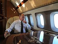 Президент России Владимир Путин прибыл в Израиль