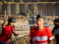 Палестинские источники: на границе сектора Газы и Израиля ранен участник протеста