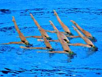 Синхронное плавание. Сборная Израиля завоевала бронзовую медаль в Париже
