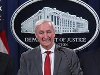 Заместитель генерального прокурора США Джеффри Розен