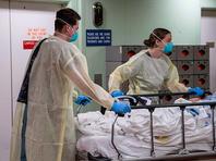 Число заразившихся COVID-19 в штате Нью-Йорк превысило 100 тысяч