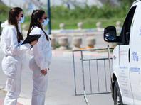 Новые данные минздрава Израиля по коронавирусу: 39 умерших, около 7500 заболевших