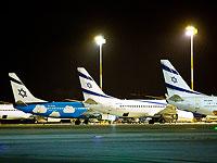 Ynet со ссылкой на правительственных чиновников: авиасообщения не будет до сентября