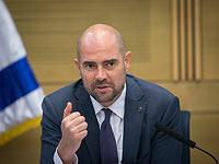Министр юстиции Амир Охана