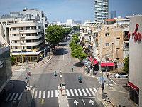 20 населенных пунктов Израиля с самой высокой плотностью больных COVID-19, данные на 19 апреля