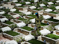 Минобороны рекомендует запретить посещения военных кладбищ в День памяти павших