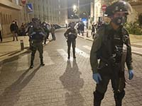 "В Меа-Шеарим произошли столкновения между ""харедим"" и полицейскими"