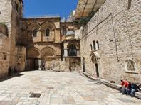 После двух месяцев карантина откроется храм Гроба Господня в Иерусалиме