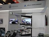 Стенд Zala на выставке в Абу-Даби