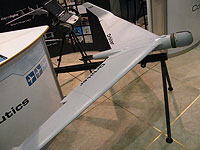 БПЛА Orbiter производства Aeronautics на выставке в 2009 году