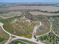 Археологический объект Тель-Джама