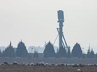 Турецкая армия разворачивает систему ПВО на контролируемых ей территориях сирийской провинции Идлиб