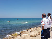 В Бат-Яме утонул молодой мужчина