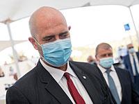 Министр внутренней безопасности Амир Охана помещен в карантин