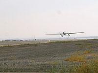 Израиль испытывает тяжелый БПЛА Heron TP перед отправкой в Германии