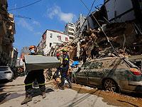СМИ: власти Ливана были предупреждены, что взрыв в порту уничтожит Бейрут