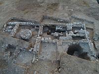 Старейшая мыловарня, обнаруженная при раскопках