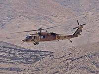 """Из-за обнаруженных неисправностей приостановлены полеты военных вертолетов """"Яншуф"""""""