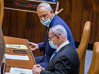 """Стабилизация или отсрочка выборов: возобновились переговоры между """"Ликудом и """"Кахоль Лаван"""""""