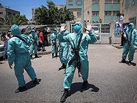 Палестинские боевики требуют от Израиля защитить Газу от коронавируса