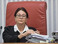 Глава Верховного суда рекомендовала юрсоветнику правительства проверить утечки информации по делам Нетаниягу