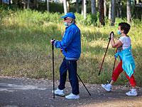 Разрешены семейные занятия спортом без ограничения расстояния от дома