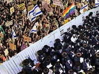 """Мэры трех городов подали апелляцию в БАГАЦ: """"Приравнять число молящихся к числу митингующих"""""""