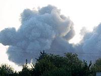 В южном Ливане прогремел мощный взрыв