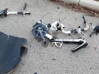 ДТП в Иерусалиме; велосипедист получил тяжелые травмы