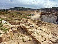 Уникальная операция в Галилее по спасению 57-тонной миквы периода Второго Храма