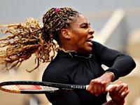 Серена Уильямс снялась с Открытого чемпионата Франции