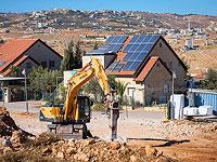 Нетаниягу разрешил продвижение строительства 5400 единиц жилья в Иудее и Самарии