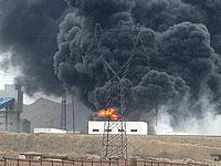 Взрыв в крупнейшей химической промзоне Ирана