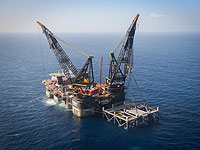 "Chevron шантажирует ""Хеврат Хашмаль"", прекратив поставку газа из месторождения ""Тамар"""