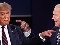 Отменены вторые дебаты между Трампом и Байденом