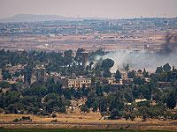 SOHR: в результате удара ЦАХАЛа по объектам Хизбаллы около Кунейтры есть жертвы