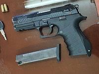 У 16-летнего жителя Ашкелона нашли пистолет и патроны