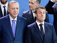 Эрдоган отправил Макрона к психиатру, Франция отозвала посла